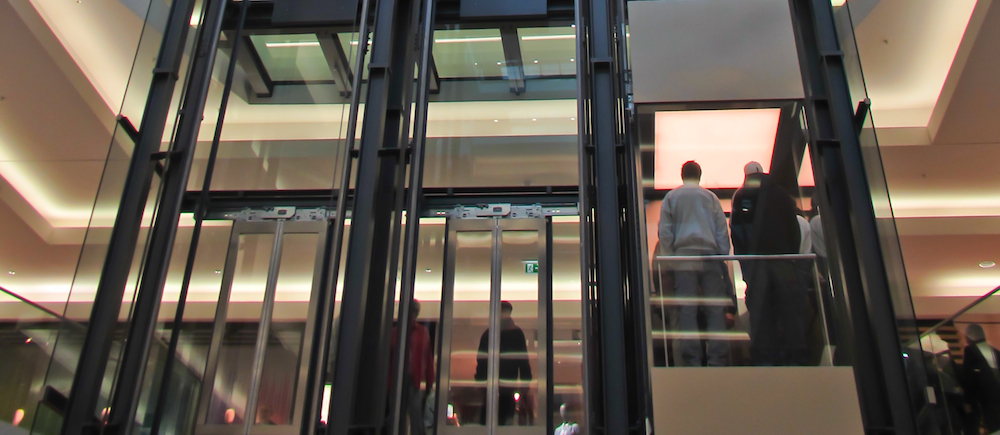 Модернизация на асансьори (снимка)